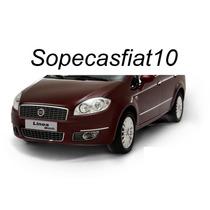 Grade Superior Radiador Parachoque Fiat Linea Original Fiat