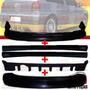 Kit Spoiler Gol G2 Dianteiro+lateral+traseiro+aerofolio