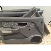 Conjunto Forros De Porta Com Puxadores Mitsubishi L200 Gl
