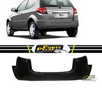 Parachoque Traseiro Ford Ka 2008 2009 2010 2011 # Novo #