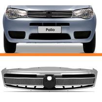 Grade Palio Weekend 2003 2004 2005 2006 Com Filete Cromado