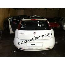 Limpador Parabrisa Para Fiat Punto Essense 1.6 Flex 2012
