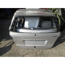 Tampa Traseira Mercedes Classe A160 2005 - Tag Cursno