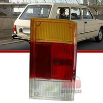 Lente Lanterna Traseira Fiat 147 City Panorama Art1260