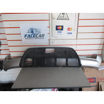 Spoiler Renault Sandero Parachoque Traseiro Anos 2009 A 2012