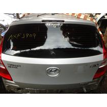 Tampa Traseira Hyundai I30 2012 Limpa (lata Sem Acessorios)