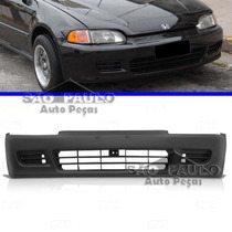 Parachoque Dianteiro Civic Hatch Coupe 92 93 94 95 -02portas