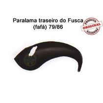 Paralama Tras Dir. Fusca (fafá) 79a86 - Original Vw -