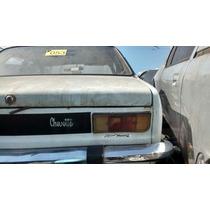 Parachoque Traseiro Chevette 78