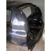 Traseira Painel Lateral Renault Lataria Clio 2011 Troco