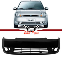 Parachoque Dianteiro Fiesta 2003 2004 2005 2006 2007 C Furo