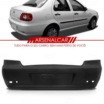 Parachoque Traseiro Siena G3 2004 2005 2006 2007 2008