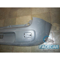 Parachoque Traseiro Fiat Uno 2012 2013 Original