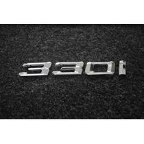 Emblema Traseiro Bmw 330i - Envio Imediato!!!
