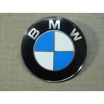 Emblema | Símbolo | Logo Bmw | Capô | Porta-malas | 82mm