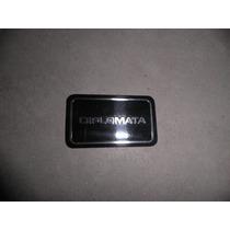 Opala Emblema Do Volante Diplomata Comodoro 78 A 80 Novo