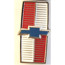 Emblema Opala Gran Luxo Grade 70 71 72 73 74 Cromado