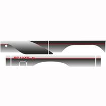 Faixa Decorativa D20 94 Cabine Simples Prata - Pl0001