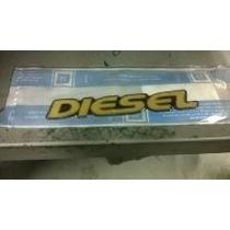 Emblema Diesel Silverado/d20