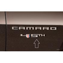 Logo Emblema Genuíno Gm Camaro Ss 45th - Paralama