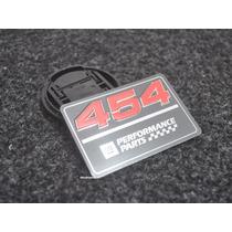 Emblema 454 Gm - Performance Parts - Camaro Corvette !!!o