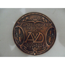 Antigo Emblema Automotivo A. V. D. 1899 A 1924