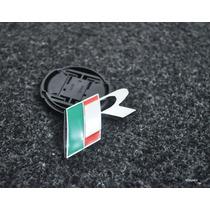 Emblema Traseiro R Jaguar Xe Xf Xj Xkr F-type !!!