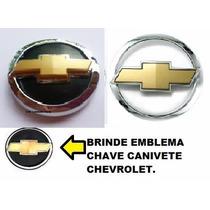 Kit Emblemas Gravata Grade E Mala Corsa Classic 03 Ac+brinde