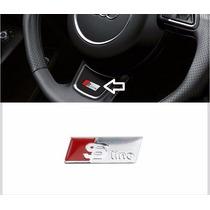 Emblema S Line Audi Volante S3 S4 S5 S6 A1 A3 A4 A6