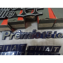 Emblema Fiat Premio 1.5 I.e Novo Original