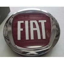 Emblema Fiat (grade) Doblo/idea/palio Week/palio Mod Punto