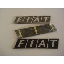 Fiat 147 Fiorino Furgao Emblema Da Tampa Traseira