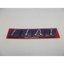 Emblema Fiat Mala Palio Siena Weekend Marea 2001 Em Diante
