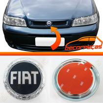 Emblema Logo Fiat Grade Palio Siena Strada Fire G2 01 02 03