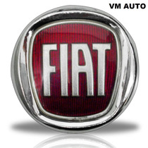 Emblema Tampa/mala Tras Palio/idea/doblo - Fiat Novo