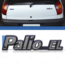 Símbolo Tampa Porta Malas Fiat Palio El 2000 1999 98 97 96