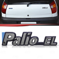 Emblema Tampa Porta Malas Fiat Palio El 96 97 98 99 2000