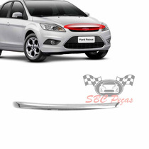 Friso Do Capô Ford Focus 2009 2010 2011 2012 2013 Cromado