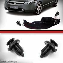 Kit Grampo Presilha Parabarro Honda Civic City Fit Crv T/199
