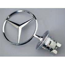 Emblema Estrela Capô Mercedes Benz - Paralelo C240-c280-e320