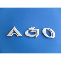 Emblema Concessionario Ago Ano 70/80 Mercedes Rio De Janeiro