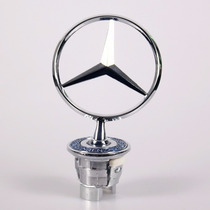 Emblema Estrela Capô Mercedes Benz Classes C Clk E S