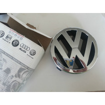 Emblema Vw Da Grade Bora E Polo Sedan E Hatch Original Vw