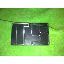 Emblema Ts Do Passat Volkswagen (preto)