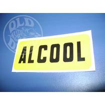 Adesivo Alcool 3m Passat Gol Voyage Parati - Old Design