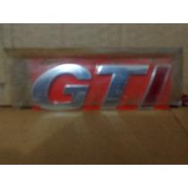 Emblema Gti Gol Parati G3 100%original Novo !!!