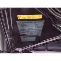 Gol Adesivo Quadrado Gti Gts Cofre Motor Passat Saveir Ts Vw