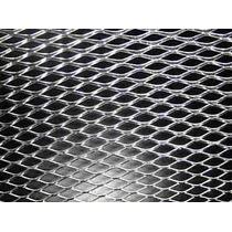 Tela De Aluminio Tuning P/ Grade E Parachoques Frete Gratis