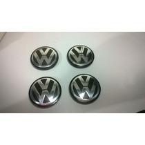Calota Tampa Emblema De Roda Volkswagen