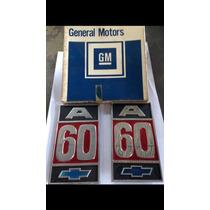 Emblema A-60 Original Gm 94618875
